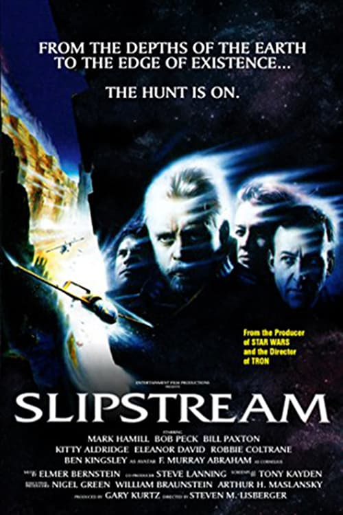 Slipstream - Movie Poster