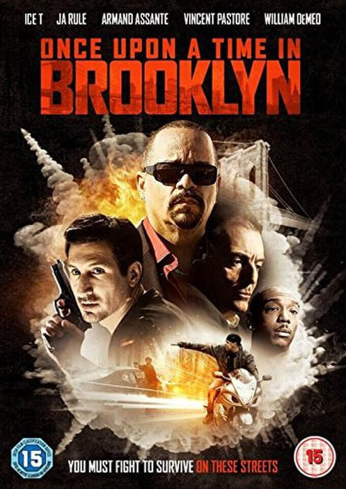 Once Upon a Time in Brooklyn - Movie Poster