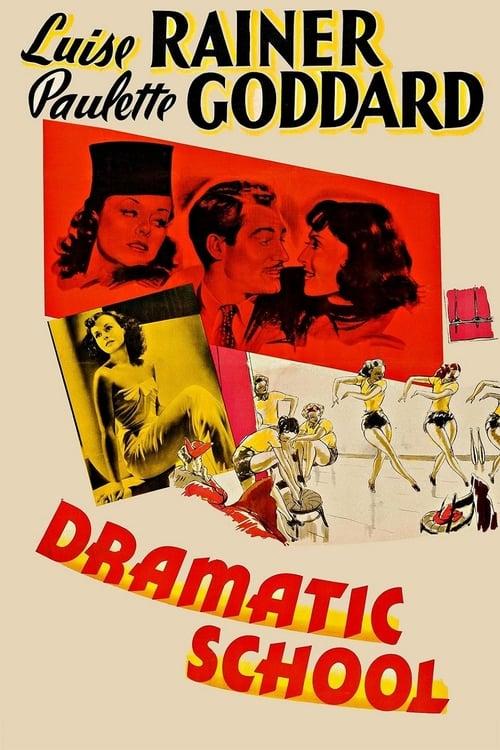 Dramatic School - Movie Poster