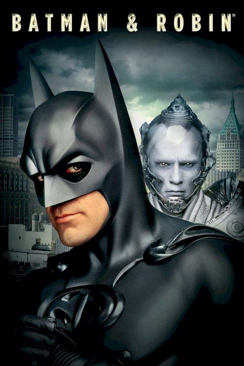 Batman & Robin - Movie Poster