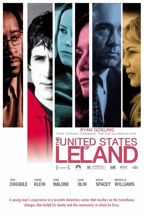 The United States of Leland - Movie Poster