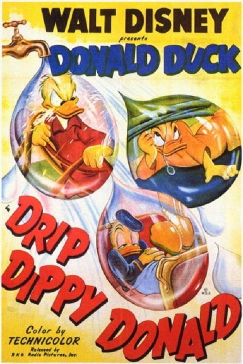 Drip Dippy Donald - Movie Poster