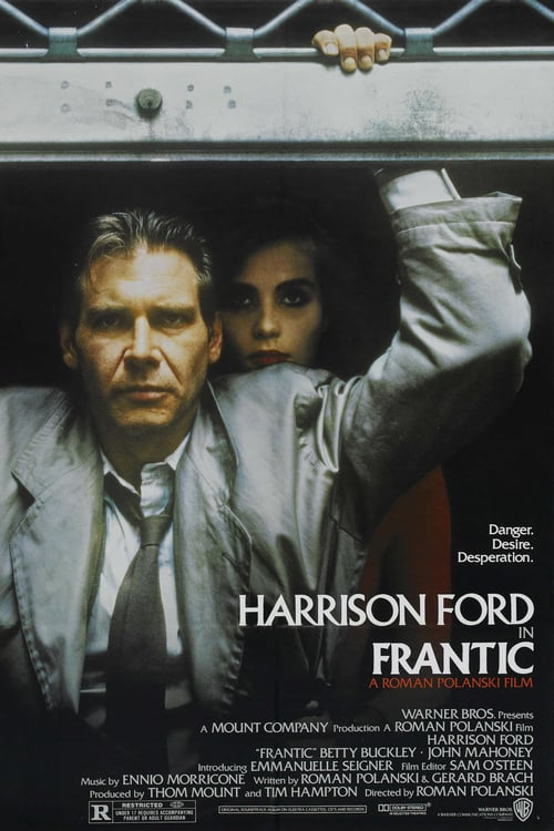 Frantic - Movie Poster