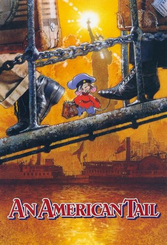 An American Tail - Movie Poster