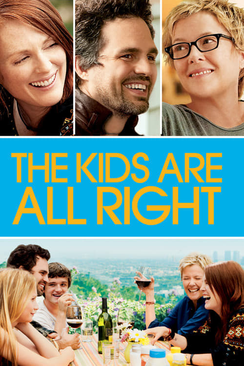 The Kids Are All Right - Movie Poster
