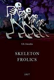 Skeleton Frolics - Movie Poster