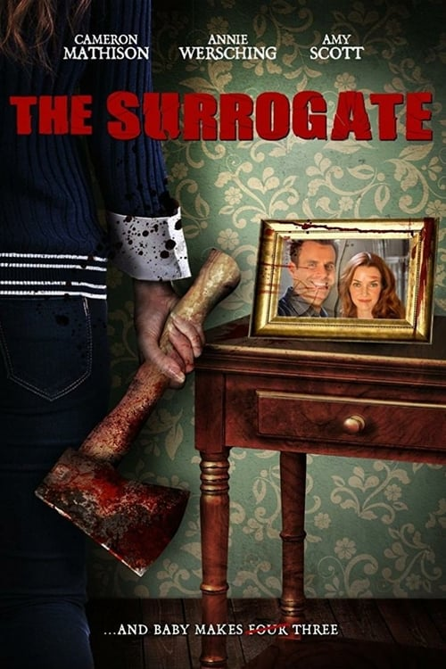 The Surrogate - Movie Poster