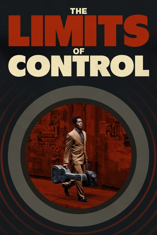 The Limits of Control - Movie Poster