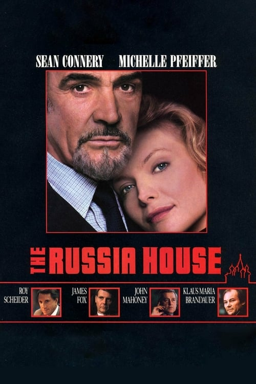 The Russia House - Movie Poster