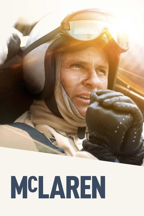 McLaren - Movie Poster