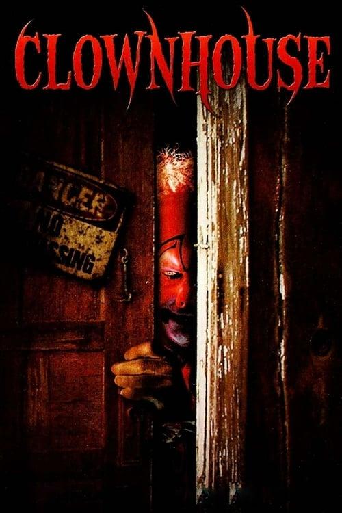 Clownhouse - Movie Poster