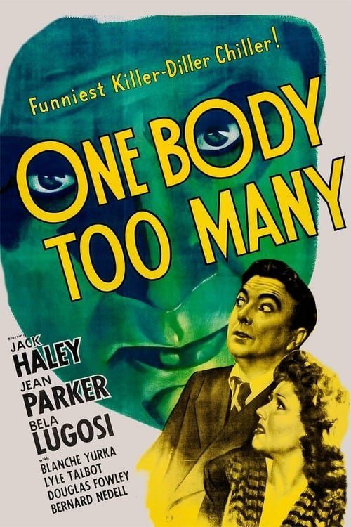 One Body Too Many - Movie Poster