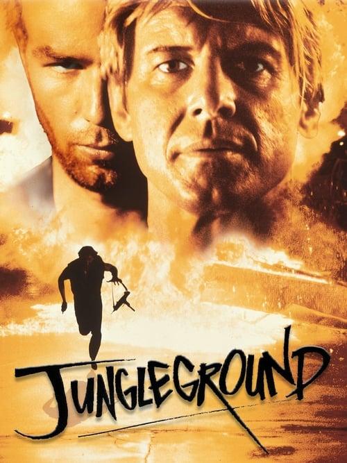 Jungleground - Movie Poster
