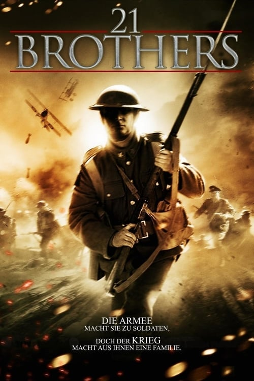 21 Brothers - Movie Poster