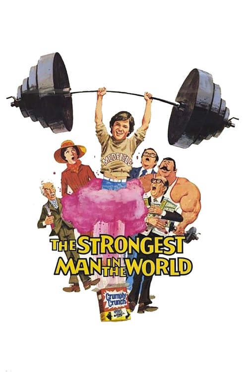The Strongest Man in the World - Movie Poster