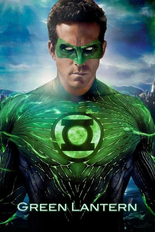 Green Lantern - Movie Poster