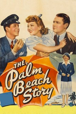 The Palm Beach Story - Movie Poster