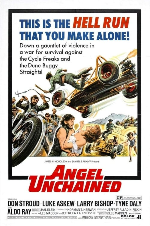 Angel Unchained - Movie Poster