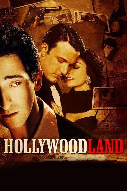 Hollywoodland - Movie Poster