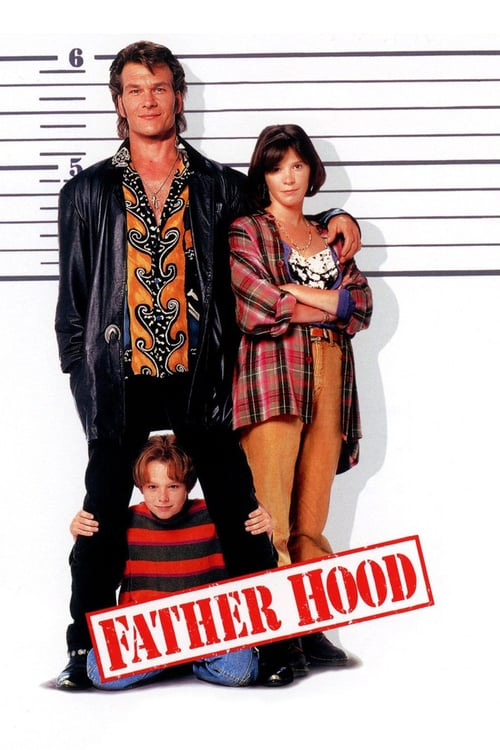 Father Hood - Movie Poster