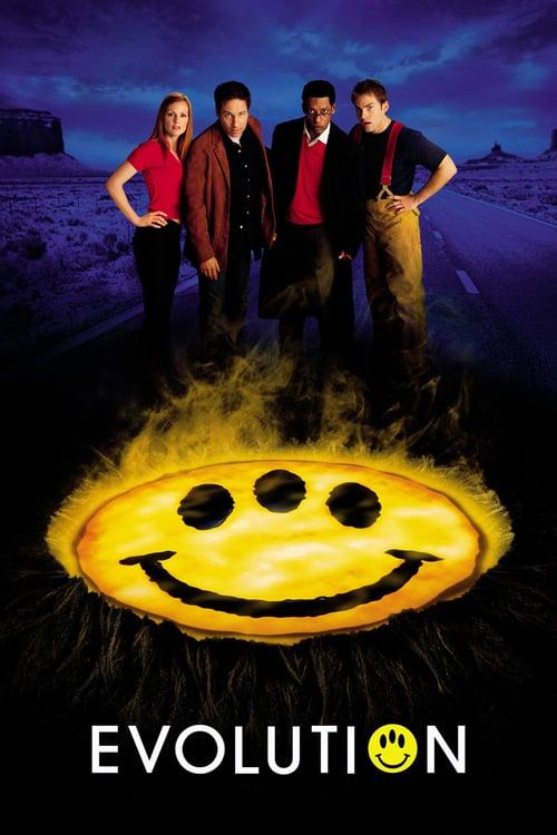Evolution - Movie Poster
