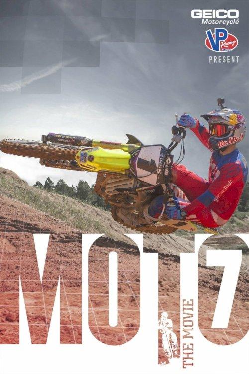 Moto 7: The Movie - Movie Poster