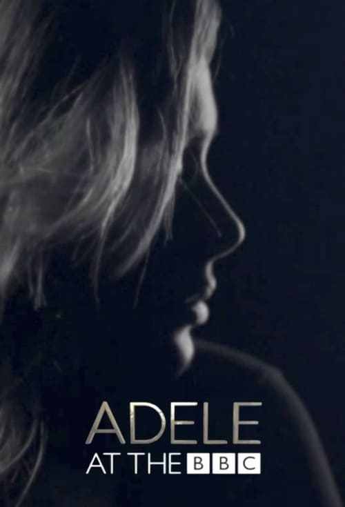 Adele at the BBC - Movie Poster