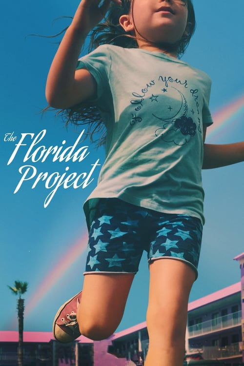 The Florida Project - Movie Poster
