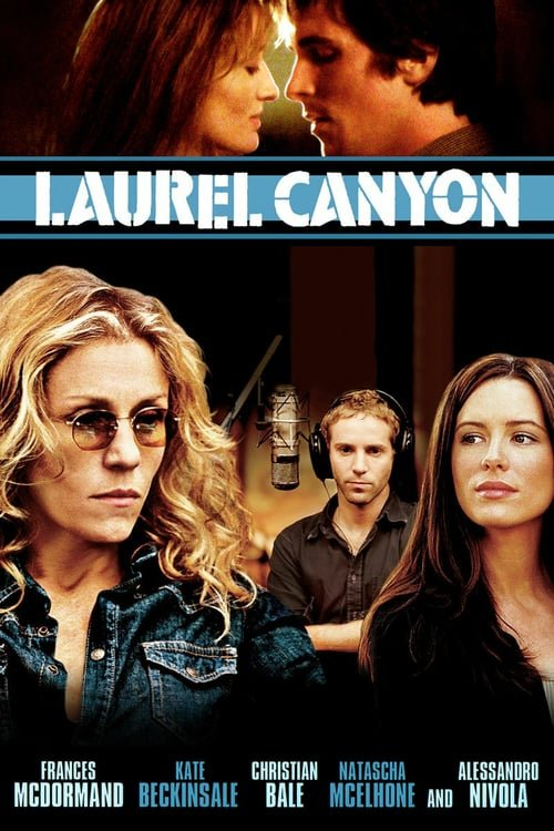 Laurel Canyon - Movie Poster