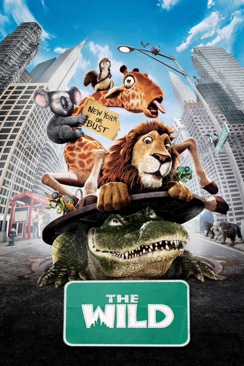 The Wild - Movie Poster