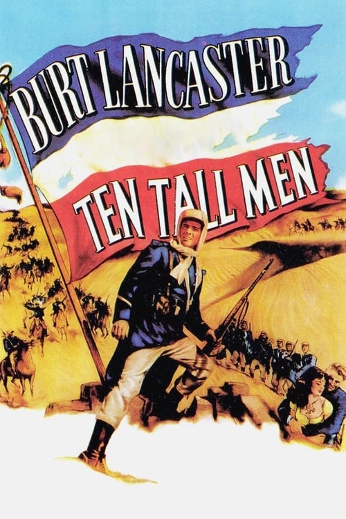 Ten Tall Men - Movie Poster