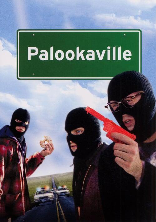 Palookaville - Movie Poster