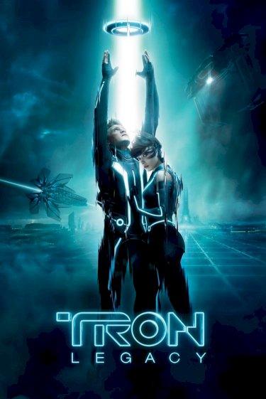 TRON: Legacy - Movie Poster