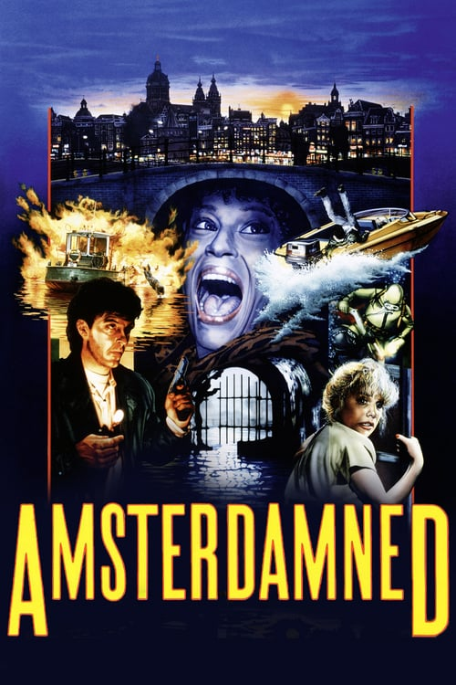 Amsterdamned - Movie Poster