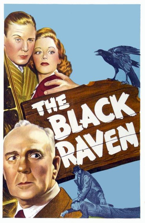 The Black Raven - Movie Poster