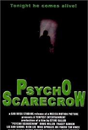 Psycho Scarecrow - Movie Poster
