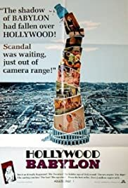 Hollywood Babylon - Movie Poster