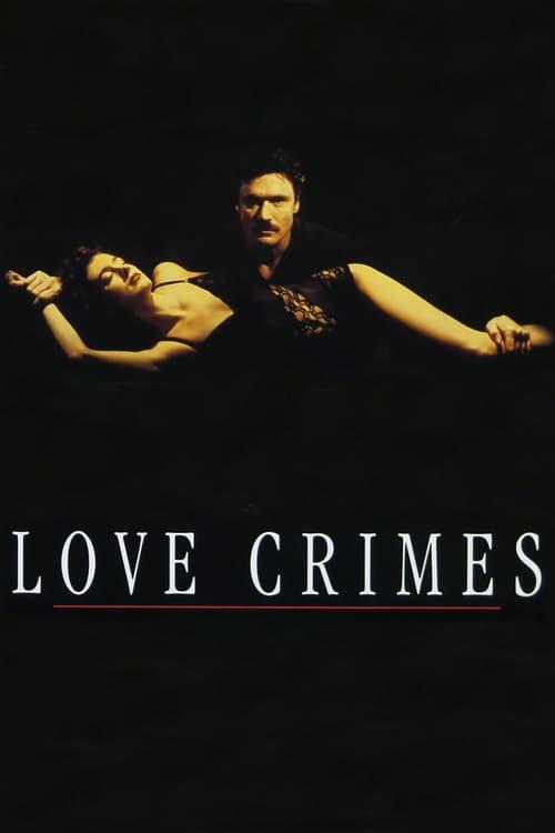 Love Crimes - Movie Poster