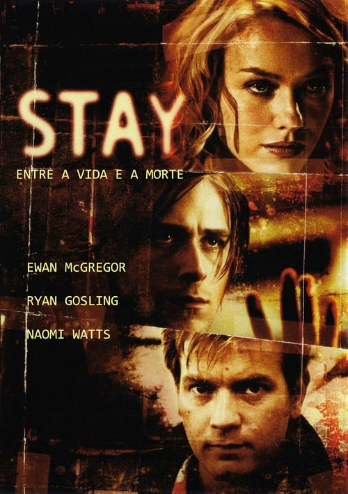 Stay - Movie Poster