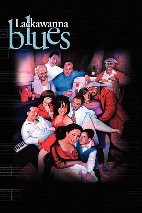 Lackawanna Blues - Movie Poster