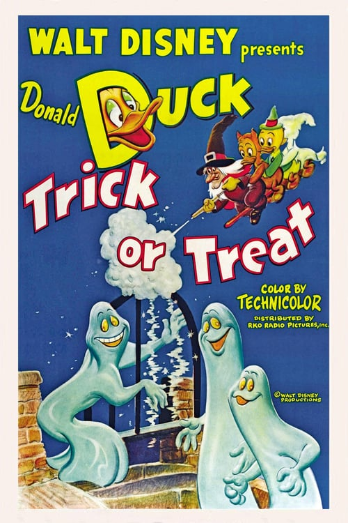 Trick or Treat - Movie Poster
