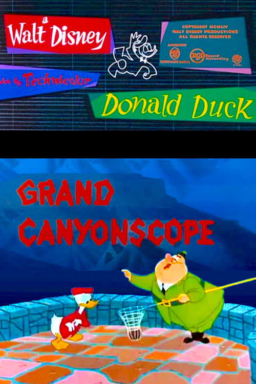 Grand Canyonscope - Movie Poster