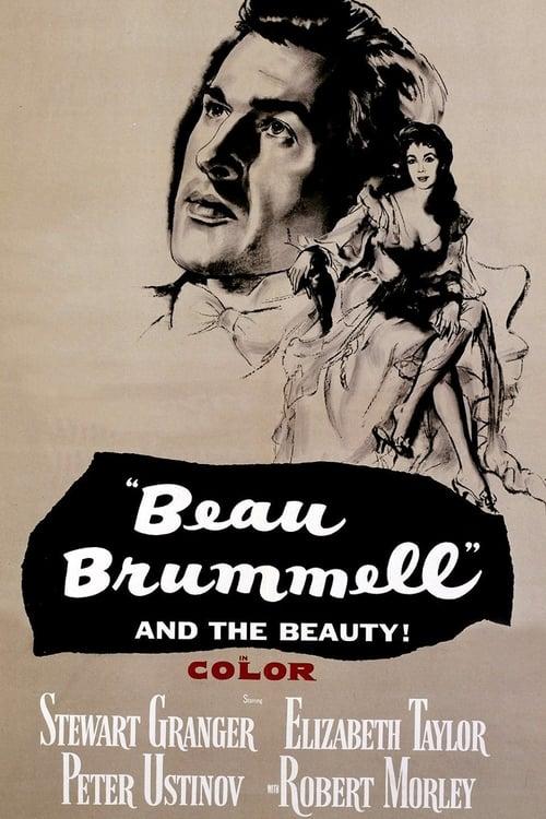 Beau Brummell - Movie Poster