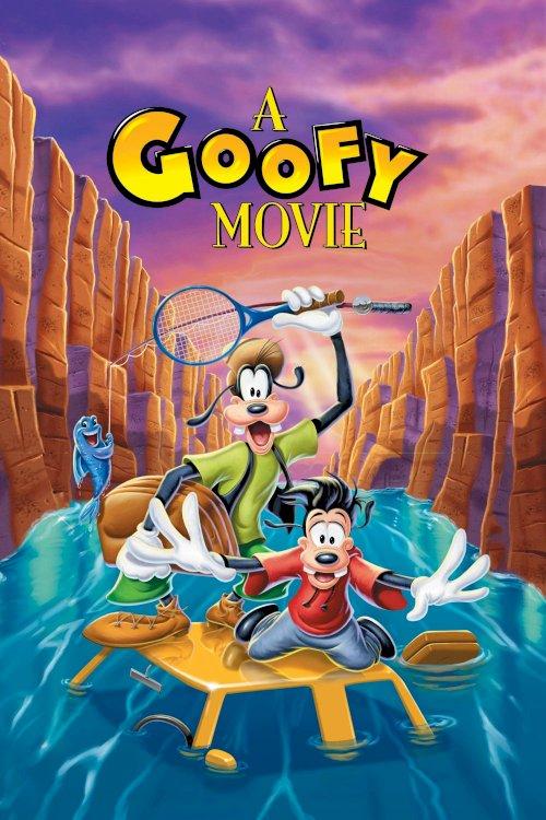 A Goofy Movie - Movie Poster