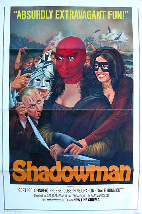 Shadowman - Movie Poster