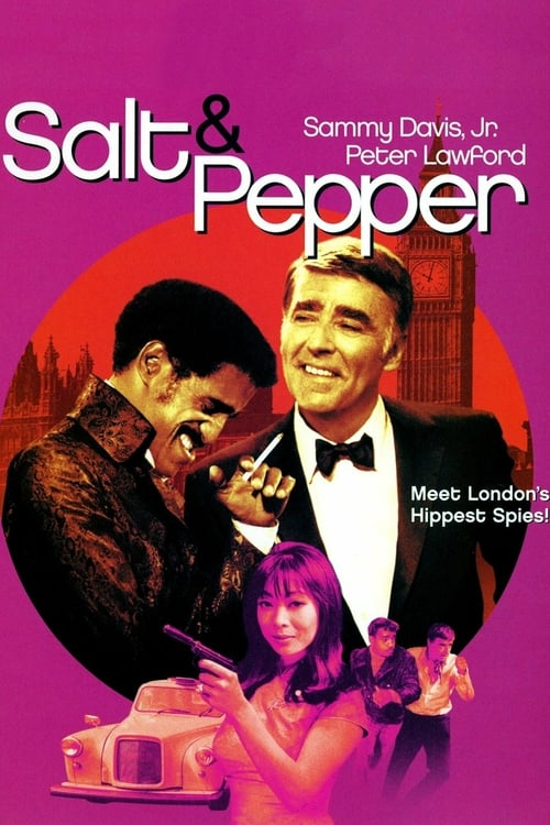 Salt & Pepper - Movie Poster