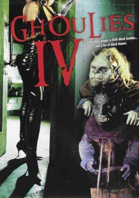 Ghoulies IV - Movie Poster