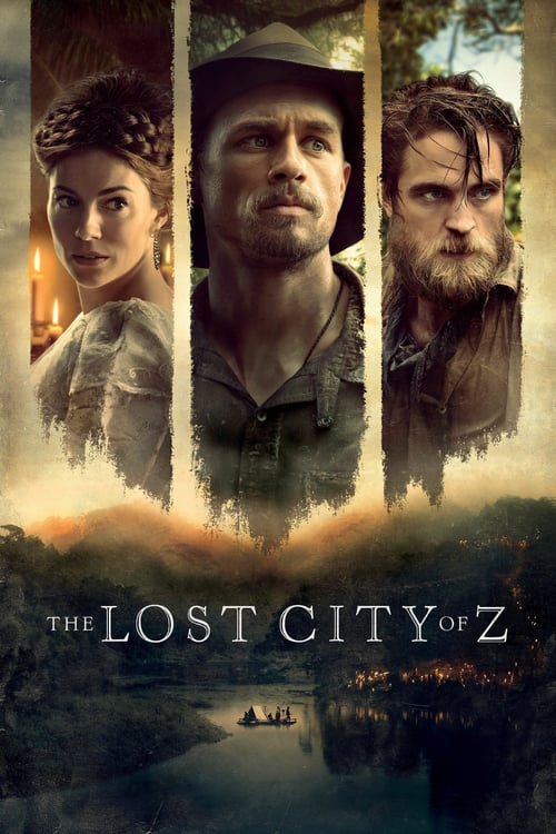 The Lost City of Z - Movie Poster