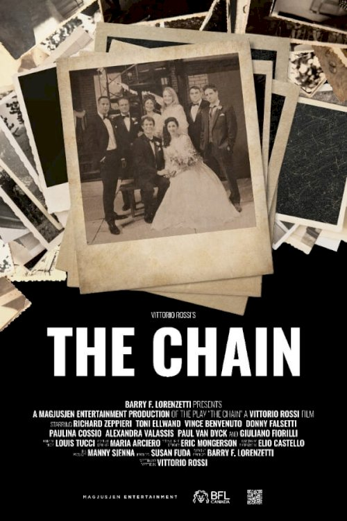 The Chain - Movie Poster