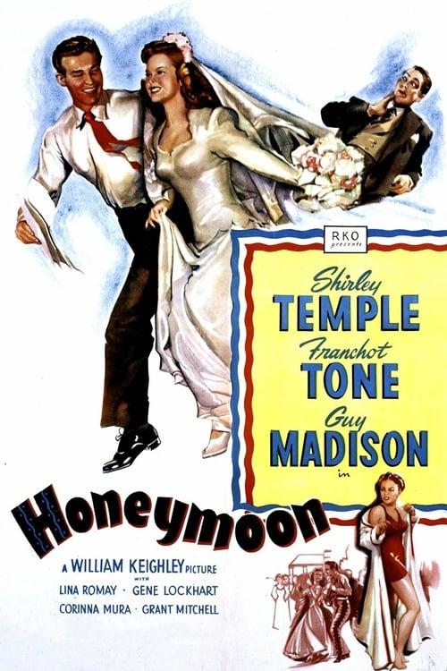Honeymoon - Movie Poster